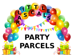 little rascals party parcels
