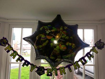 Ballon 8