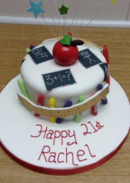 Birthday cake 25