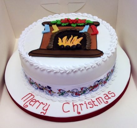 Celebration cake 4