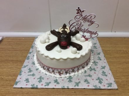 Celebration cake 7