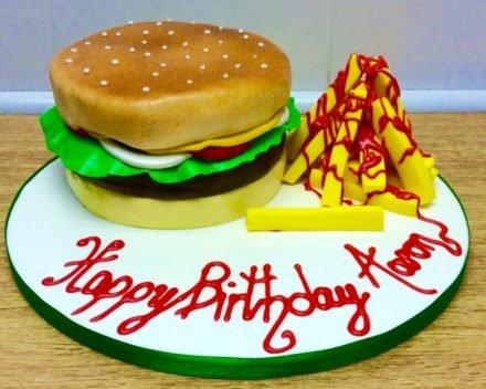 Birthday cake 45